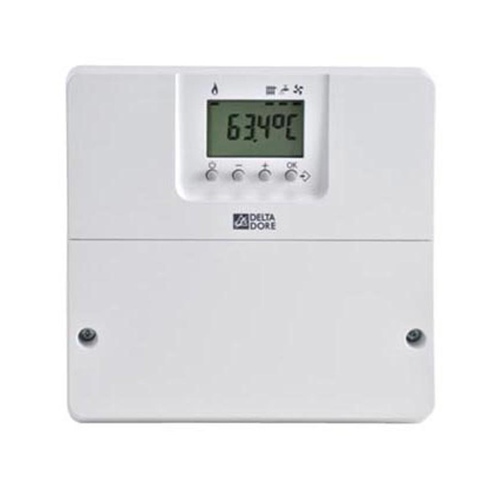 Delta dor - DDO6110030 - DELTA DORE TYWATT5200 - 6110030 - Emetteur Intégrateur thermique pour le comptage de la consommation