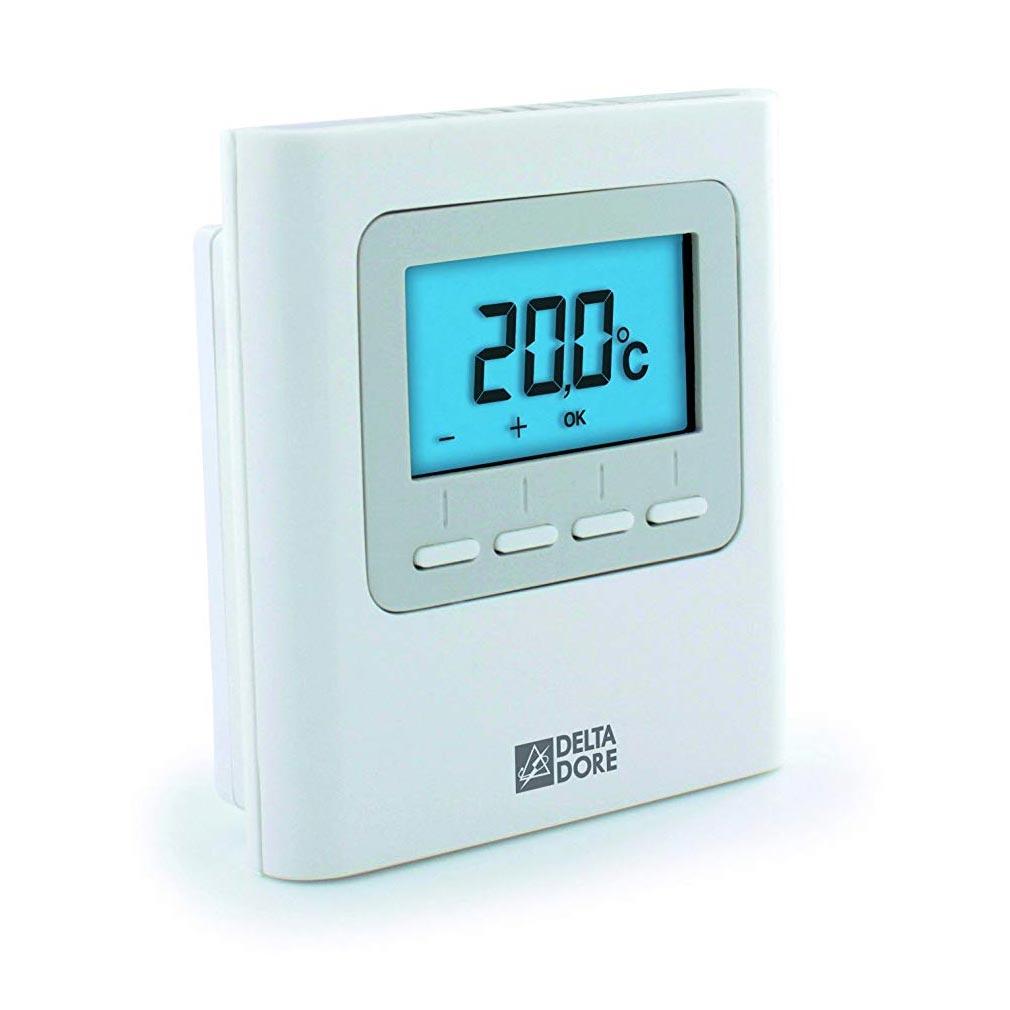 Delta dor - DDO6151058 - DELTA DORE 6151058 -  MINOR1000  - MINOR 1000 thermostat d'ambiance radio X3D