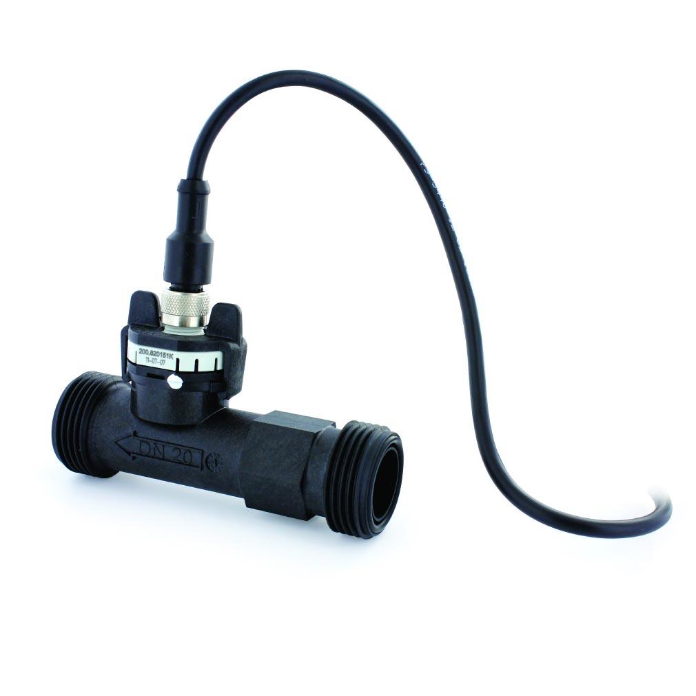 Delta dor - DDO6301036 - DELTA DORE DN 25 - 6301036 - Capteur de débit et de température pour TYWATT 5200 ou TYWATT 5300