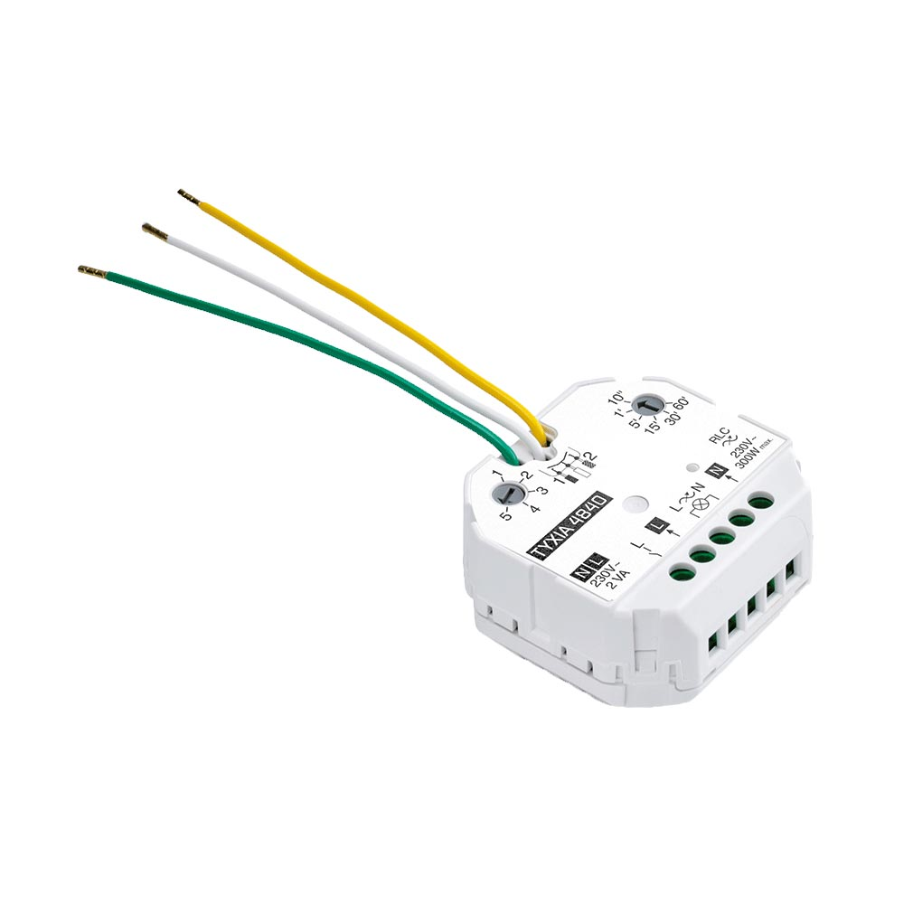 Delta dor - DDO6351115 - DELTA DORE TYXIA 4840 - 6351115 - Equipement d'éclairage variateur avec minuterie