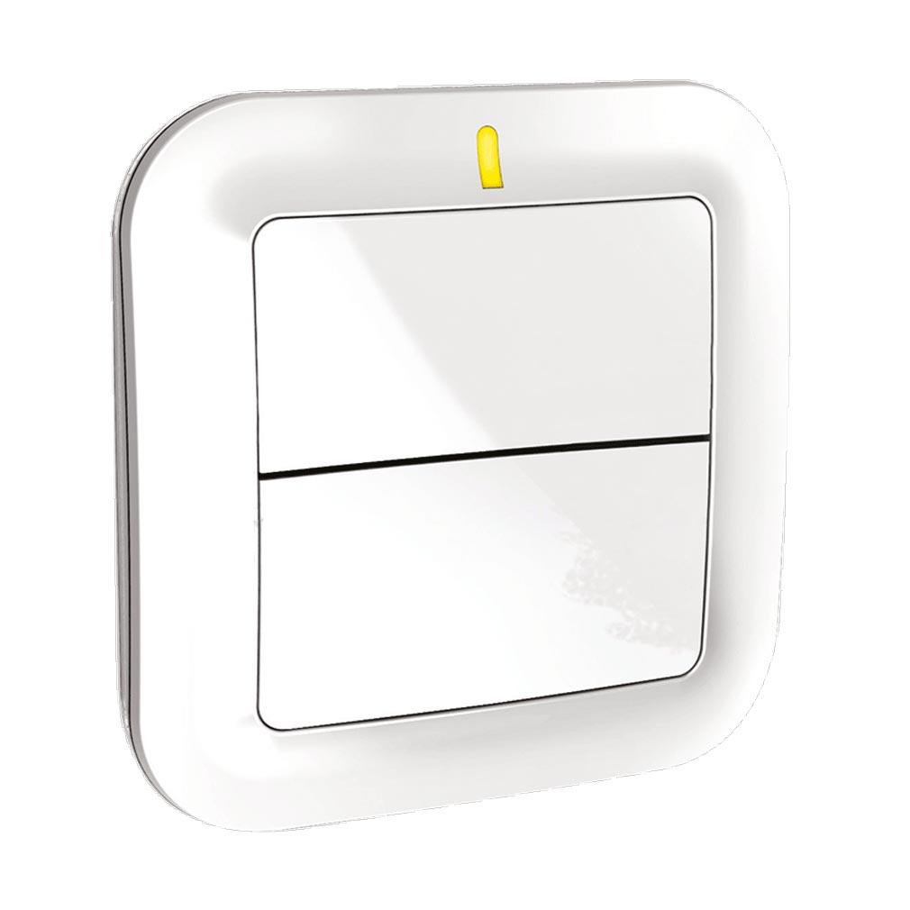 Delta dor - DDO6351380 - DELTA DORE TYXIA 2310 - 6351380 - Interrupteur sans fil pour éclairages ou automatismes