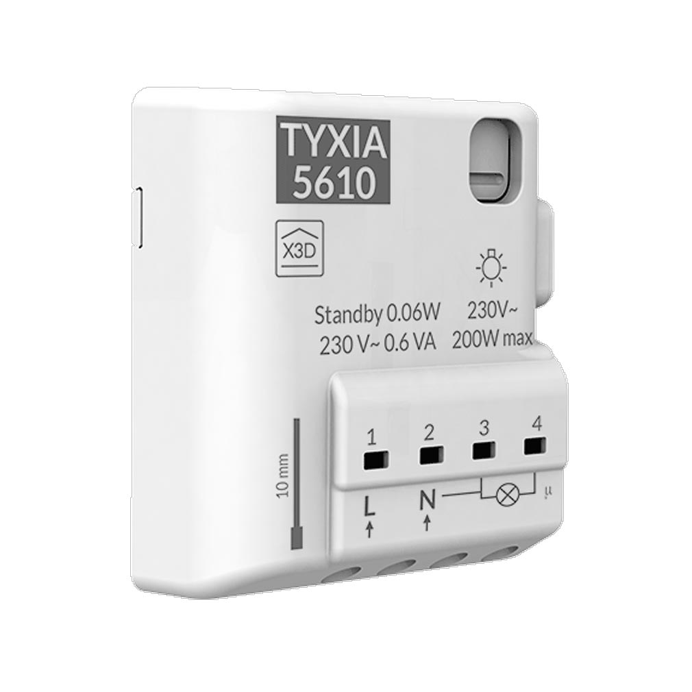 Delta dor - DDO6351400 - DELTA DORE TYXIA 5610 - 6351400 - Equipement sans fil pour éclairage connecté ou interrupteur connecté