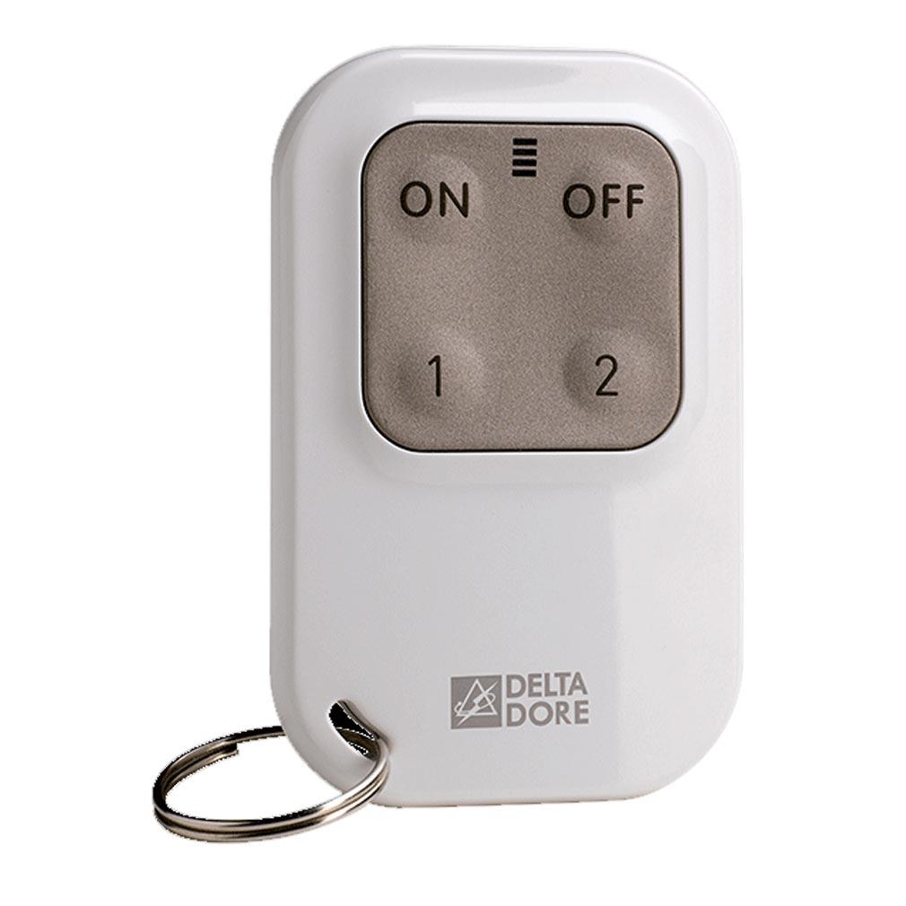 Delta dor - DDO6413251 - DELTA DORE TL 2000 TYXAL+ | 6413251 - Télécommande sans fil pour système d'alarme et/ou automatismes
