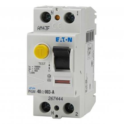 Eaton - EON000267444 - EATON - Inter diff 2x40A 30mA type A - PFGM-40/2/003-A