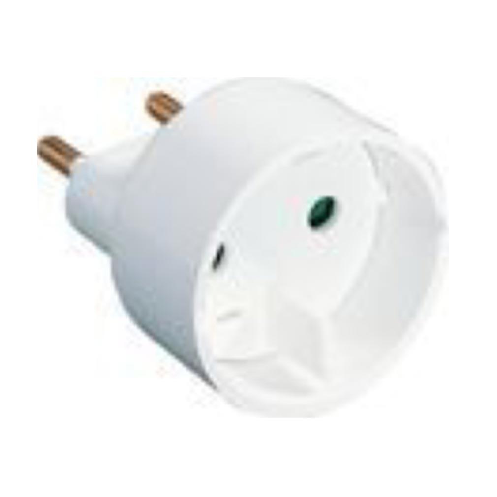 Ebenoid - EBE010412 - Adaptateurs standard et etrangers 6A CLASSE II