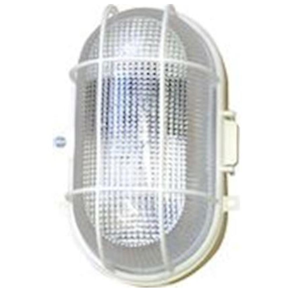 Ebenoid - EBE075311 - EBENOID 75311 -  HUBLOT Hublot Ovale IK4 IP44 650DEGC Classe II 60W E27 sans lampe