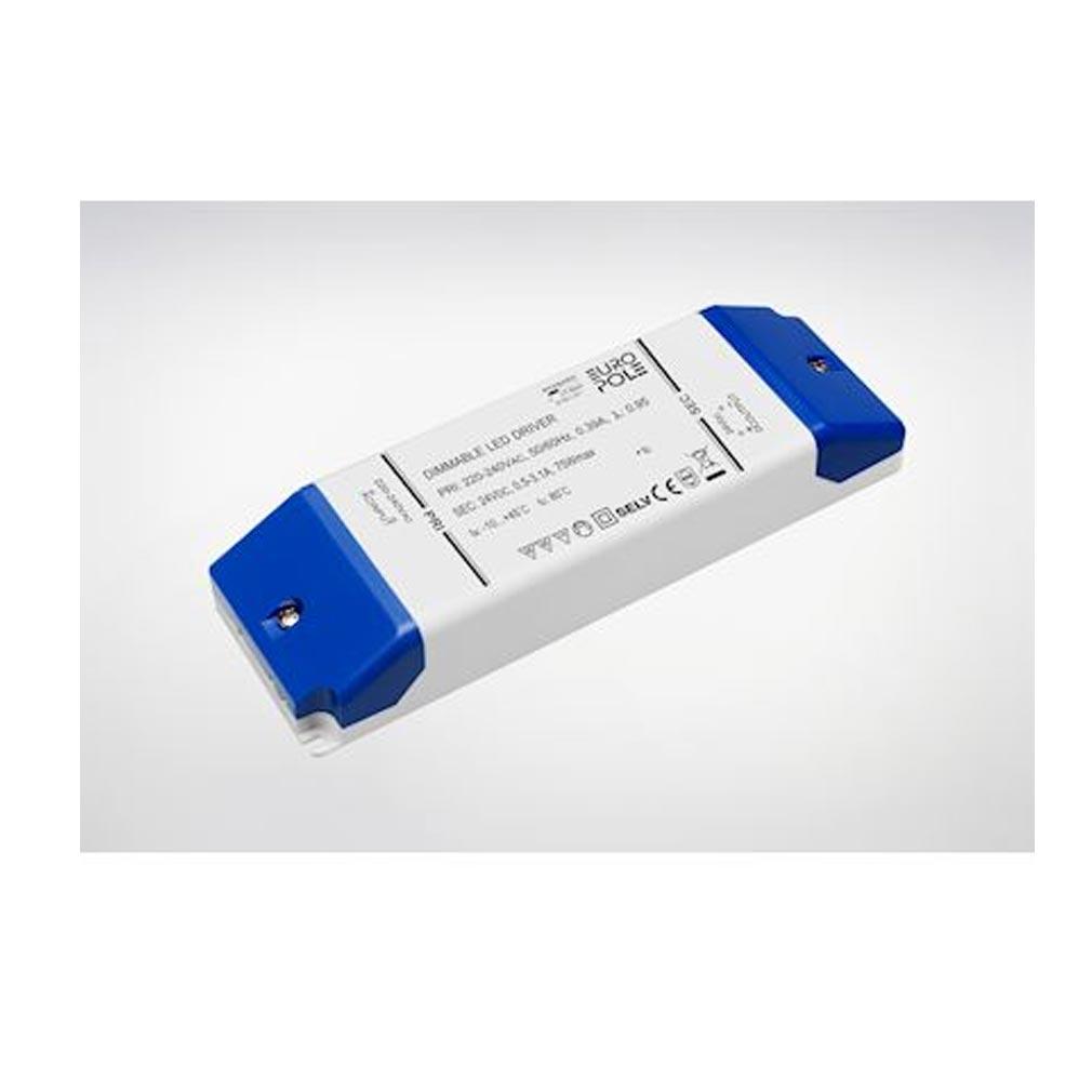 Europole - POL404120 - ALIM 120W DIM TRIAC IP20 24VDC