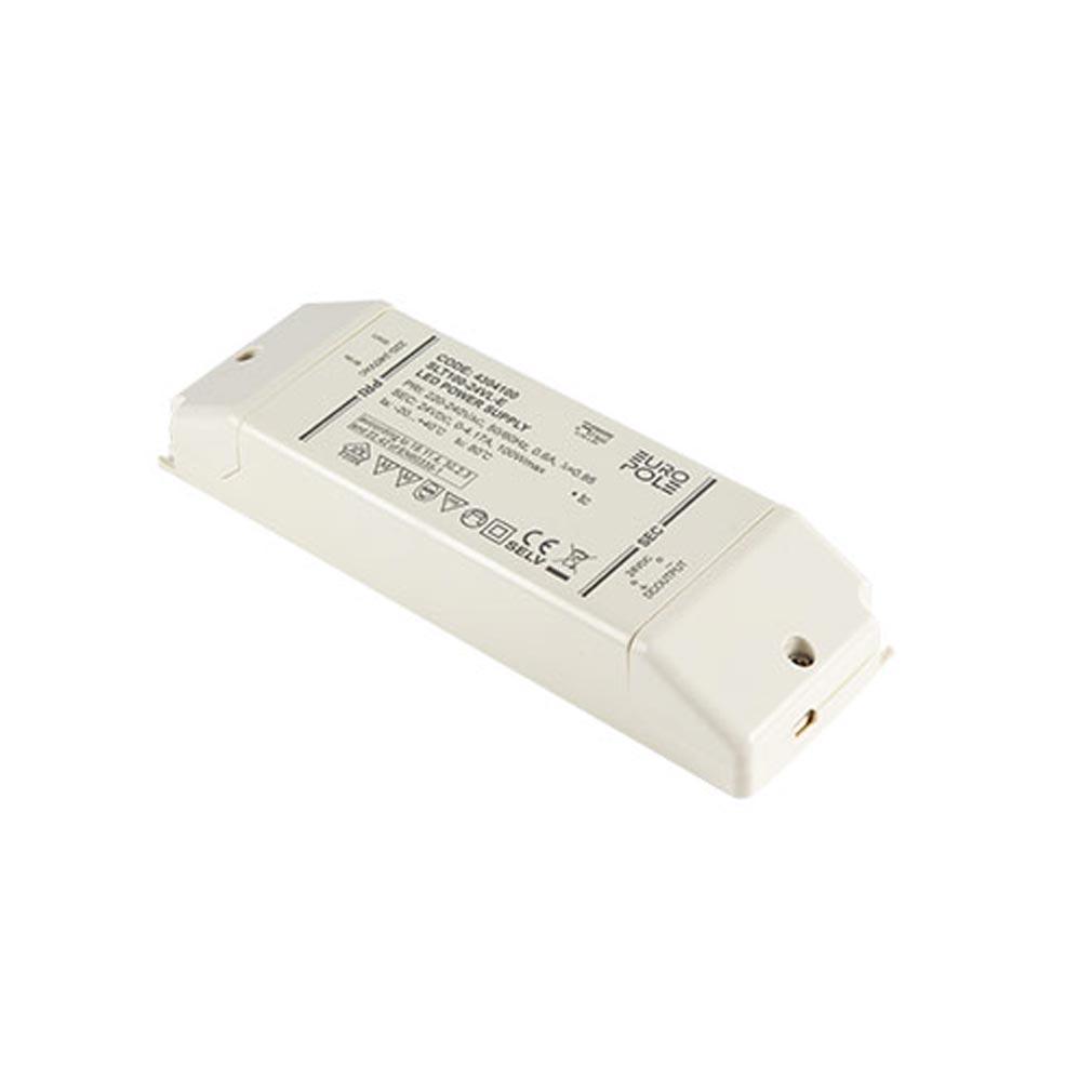 Europole - POL4202100 - EUROPOLE 4202100 - ALIM 100W IP20 12VDC - Convertisseur électronique 100W IP20 12VDC