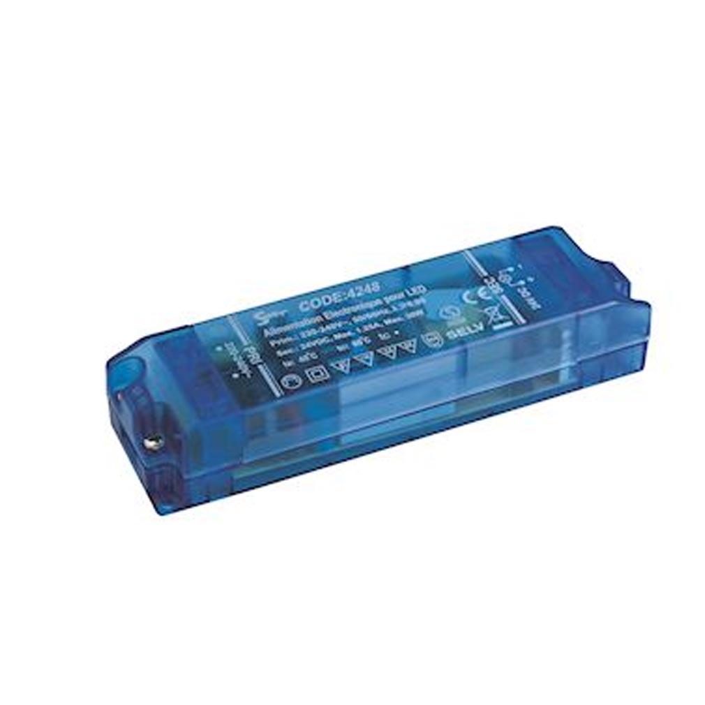 Europole - POL4205 - EUROPOLE  4205 - Convertisseur électronique 30W IP20 12VDC