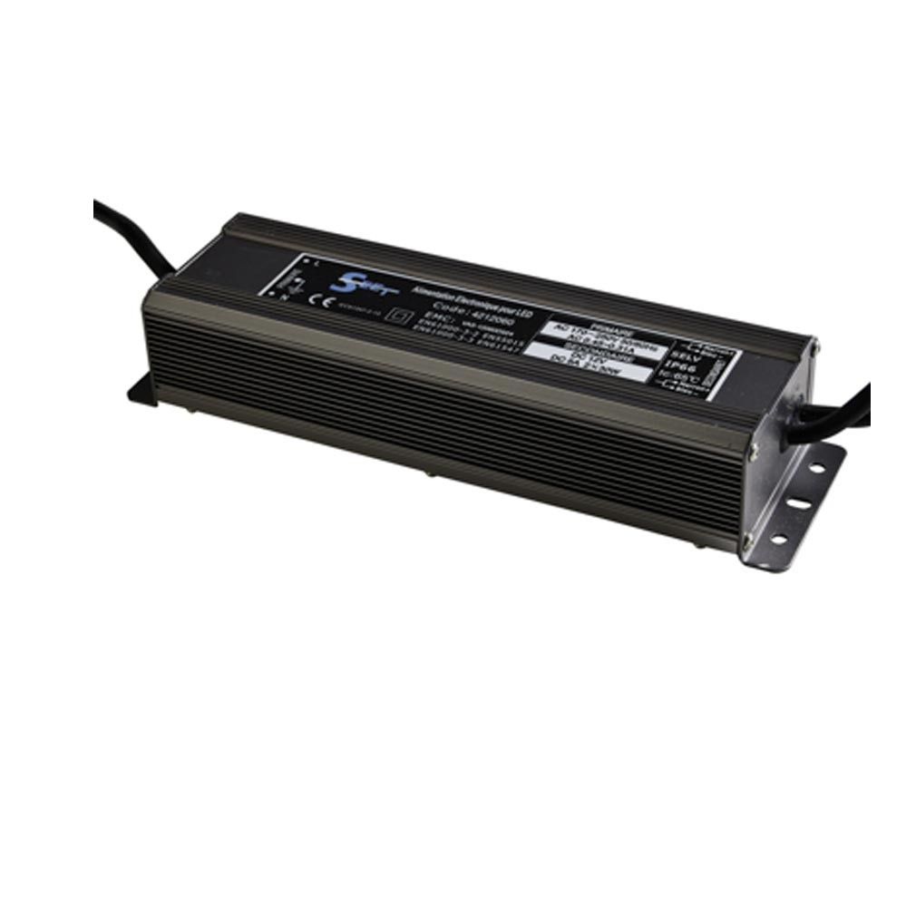 Europole - POL4212060 - EUROPOLE 4212060 - ALIM 2X30W IP66 12VDC - Convertisseur électronique 2X30W IP66 12VDC