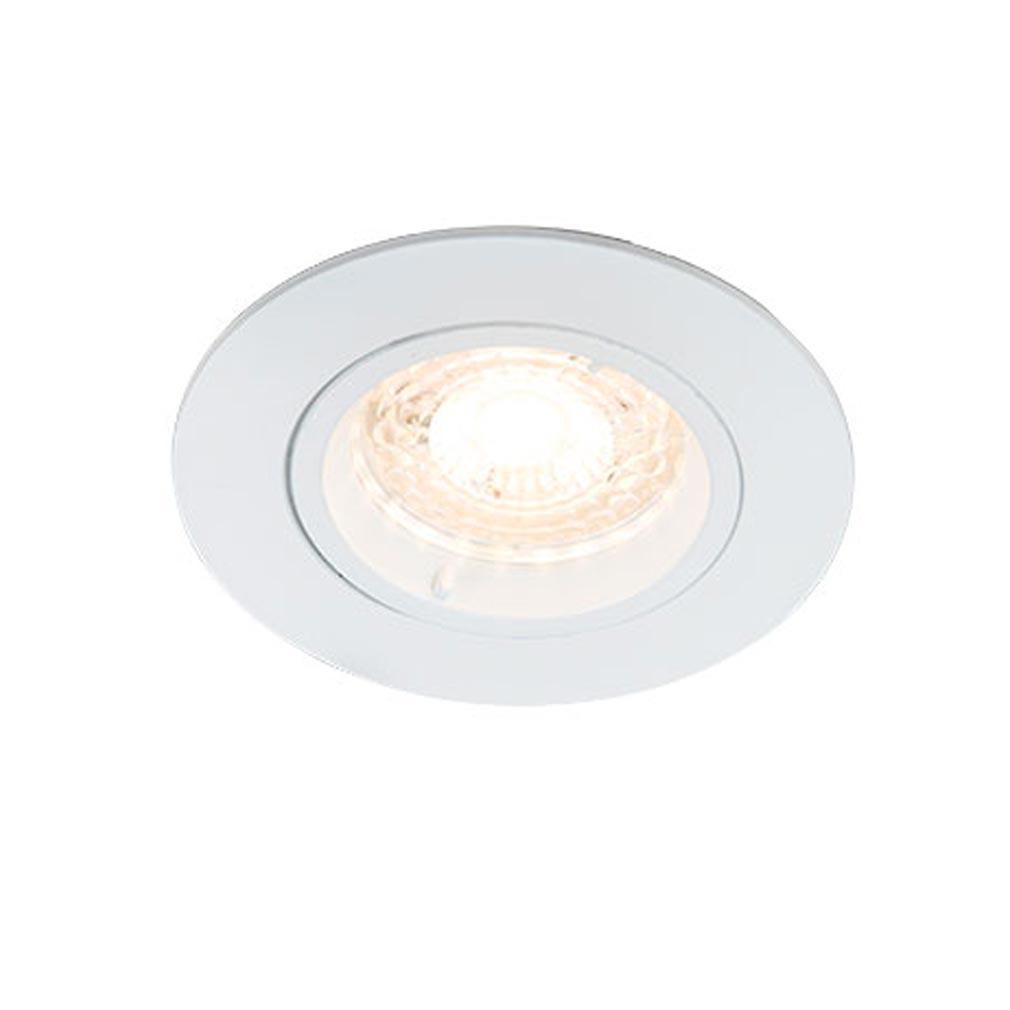 Europole - POL63401 - EUROPOLE 63401 - RTIGHT LED GU10 BL 6W 4000K FI - RTIGHT LED GU10 blanc 6W 550lm 4000K fixe