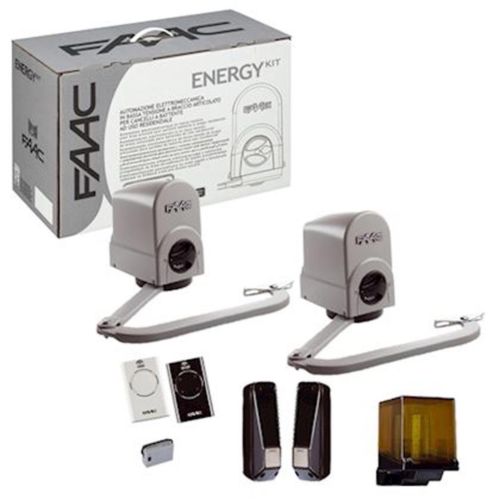 vente matériel électrique Faac  classe 4