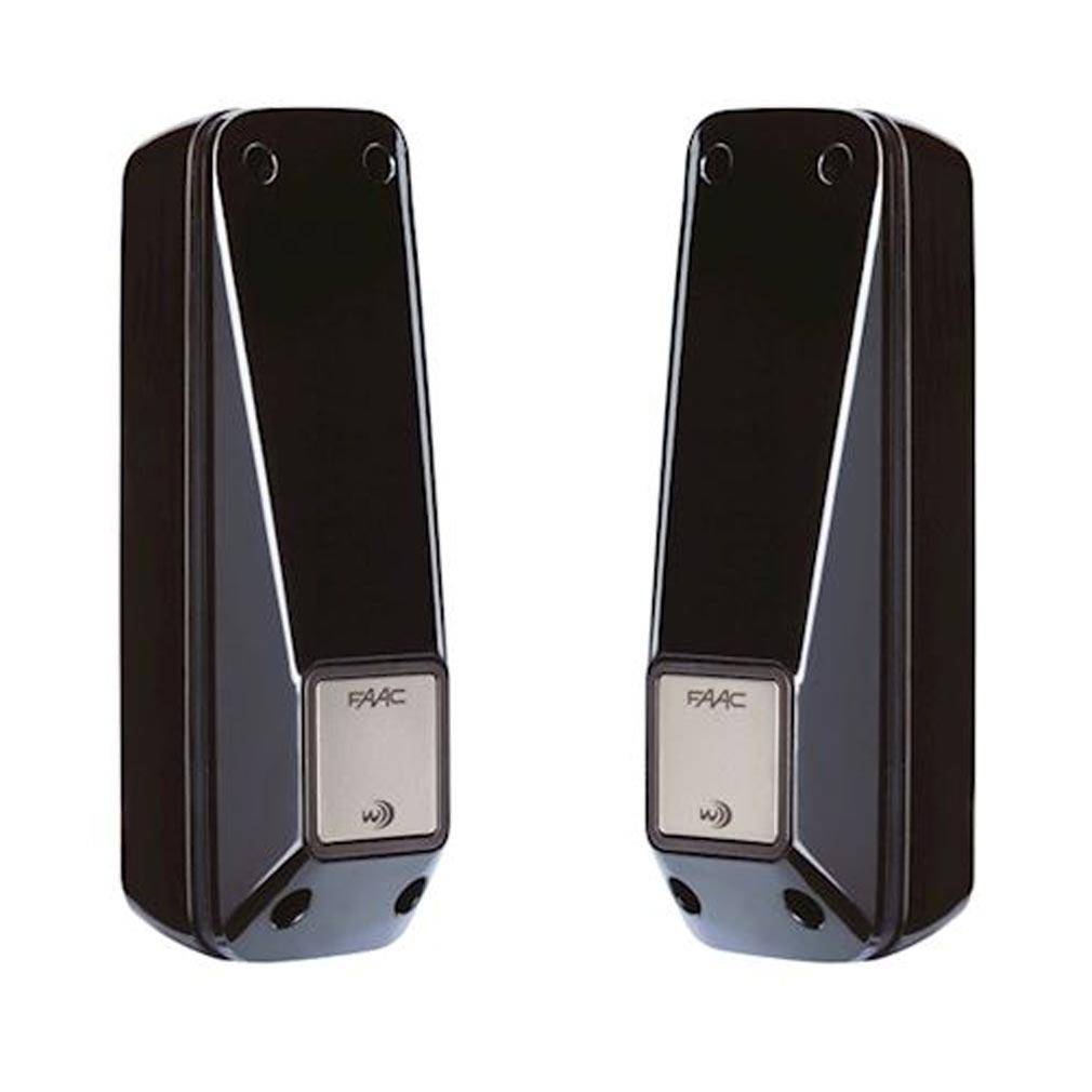 Faac - FAA785102 - FAAC 785102 -  photocellules xp20d reglables 180DEG contact sec portee 20m