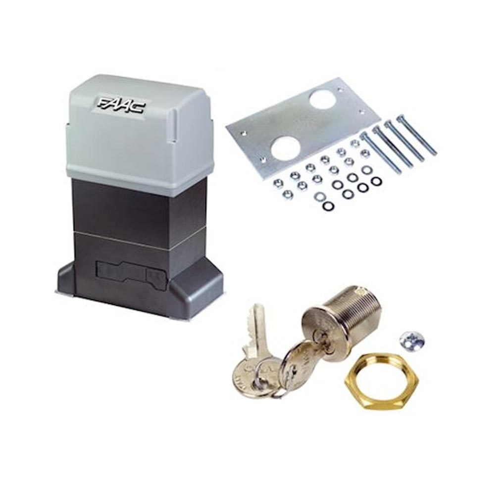 vente matériel électrique Faac  en solde