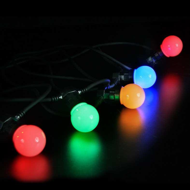 Festiligh - FEH503851BM - FESTILIGHT 50385-1-BM - GUIRLANDE RACCORDABLE EXTERIEUR 10 M 100 LED