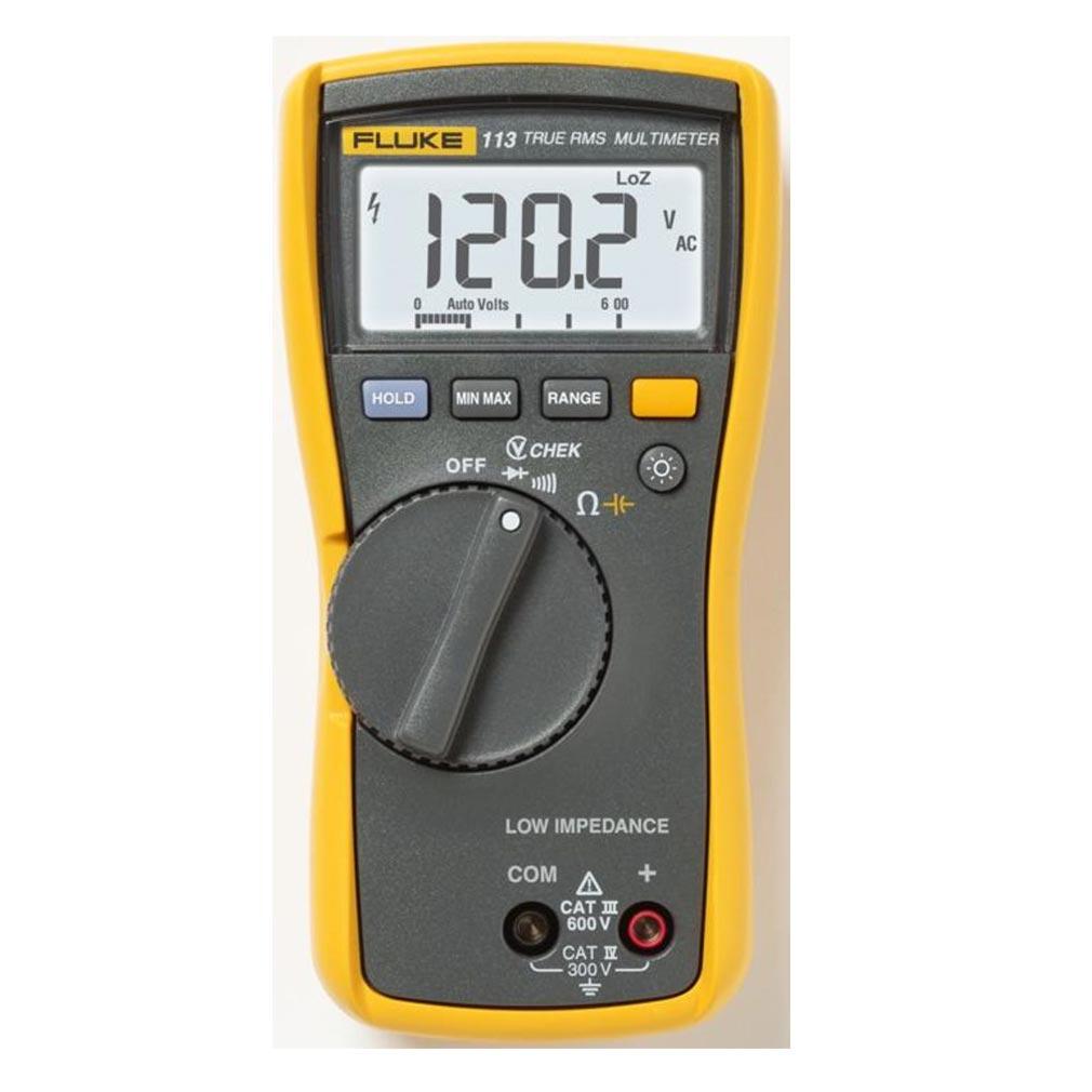 Fluke - FLE3059247 - FLUKE 3328032 - TESTEUR MULTIMETRE AUTOMATIQUE