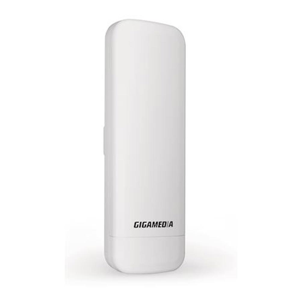 Gigamedia - GGMWAPEXT24 - GIGAMEDIA WAPEXT24 - PONT EXTERIEUR WIFI 4 802.11N 300MBPS - 2.4GHZ