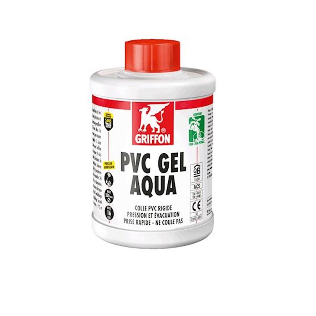 Griffon f - GF26140216 - GRIFON 6140216 -  PVC-GEL-AQUA Colle en gel spéciale Eau Potable 1L