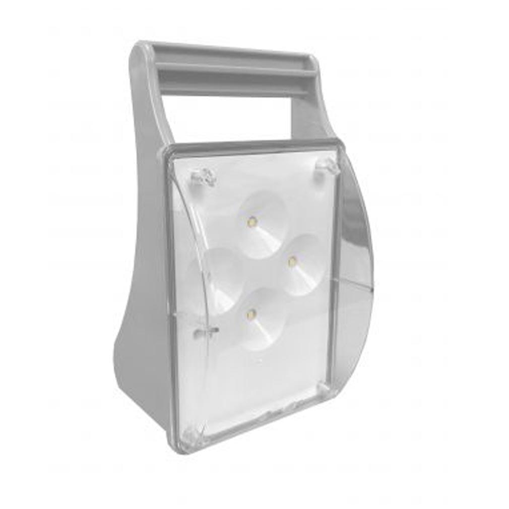 Luminox - LUM10152 - LUMINOX 10152 - LP 100 LED Lampe Portable - Type Locaux Techniques.