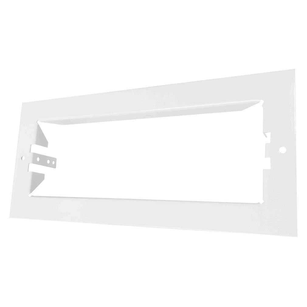 Luminox - LUM10816 - CADRE SEMI-ENC Pour boîtier E-F -  RAL9003