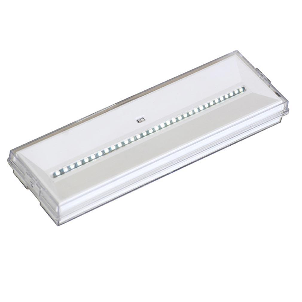 Luminox - LUM22128 - LUMINOX 22128 -  Luminaire conventionnel d'ambiance pour sources centrales 24-48Vcc.