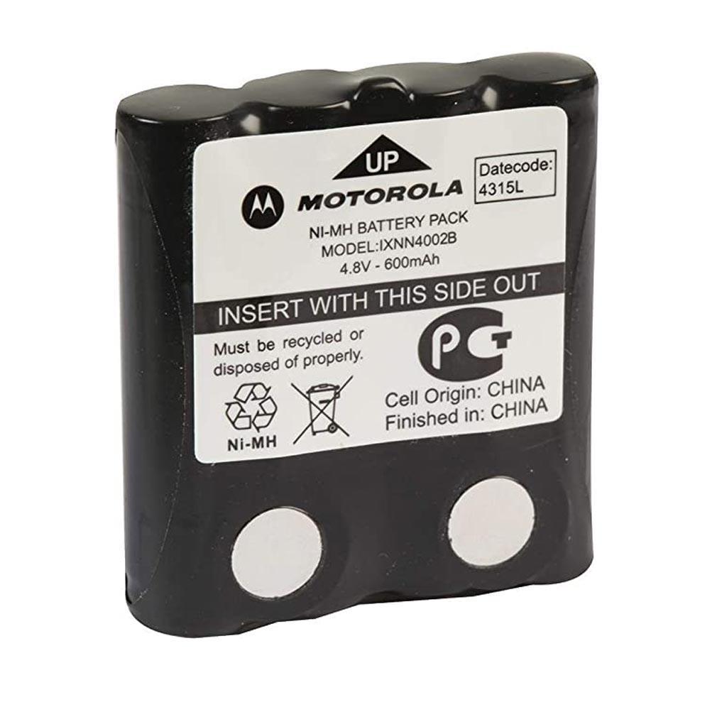 Motorola - MO400242 - MOTOROLA 00242 - Batterie pour talkies-walkies NiMH 4.8 V Motorola IXNN4002B 600 mAh