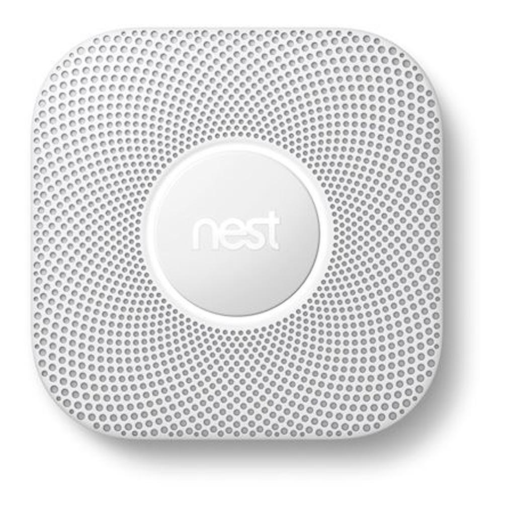 Nest - NSTS3003LWFD - NEST S3003LWFD - Nest Protect, Détecteur de fumée et de monoxyde de carbone Filaire
