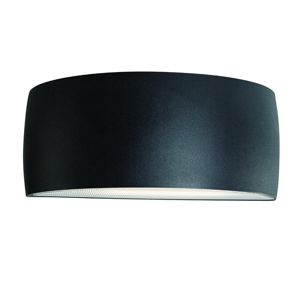 Norlys - NOS120GR - Norlys 120GR | VASA graphite 57W E27 HALOGENE IP65