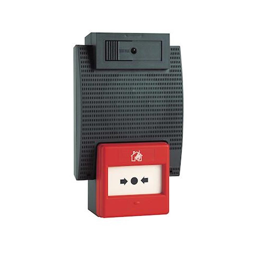 Nugelec - NUG31210 - NUGELEC 31210 -  Coffret Alarme Type 4 a Piles