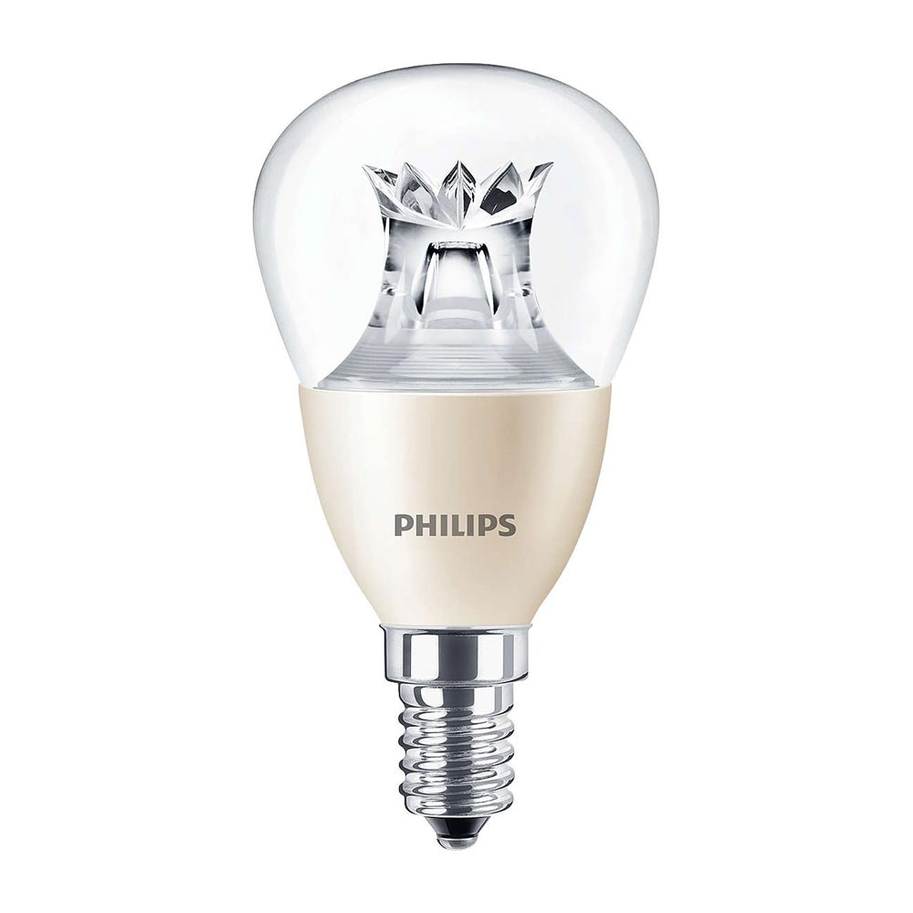 Philips e - PHI453582 - MAS LEDLUSTRE DT 6-40W E14 P48 CL