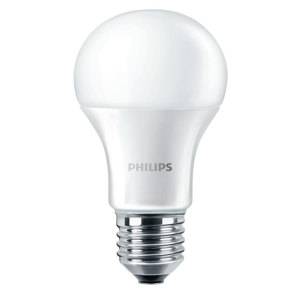 Philips e - PHI510322 - COREPRO LEDBULB ND 10-75W A60 E27 840