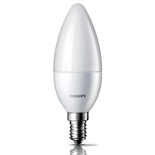 Philips e - PHI762386 - COREPRO CANDLE ND 5.5-40W E14 827 B35 FR