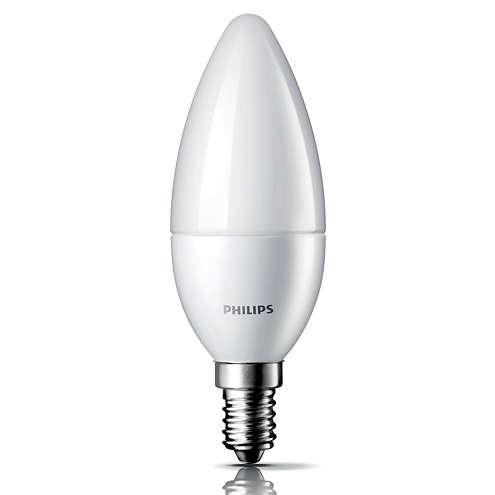 Philips e - PHI787013 - COREPRO CANDLE ND 4-25W E14 827 B35 FR