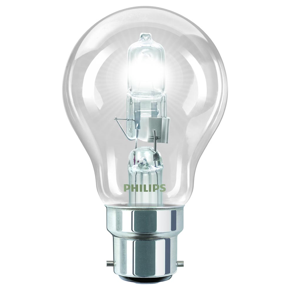 Philips e - PHI942682 - HALOGEN 70W B22 230V A55 1CT/15 SRP