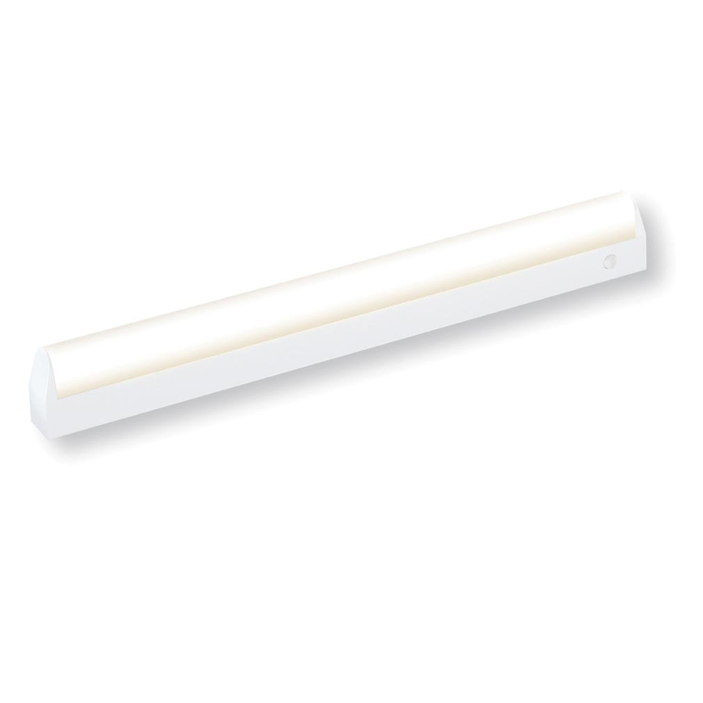 Sarlam - SLM108710 - SARLAM 108710 - Applique Xali fluorescent electronique simple / 18W