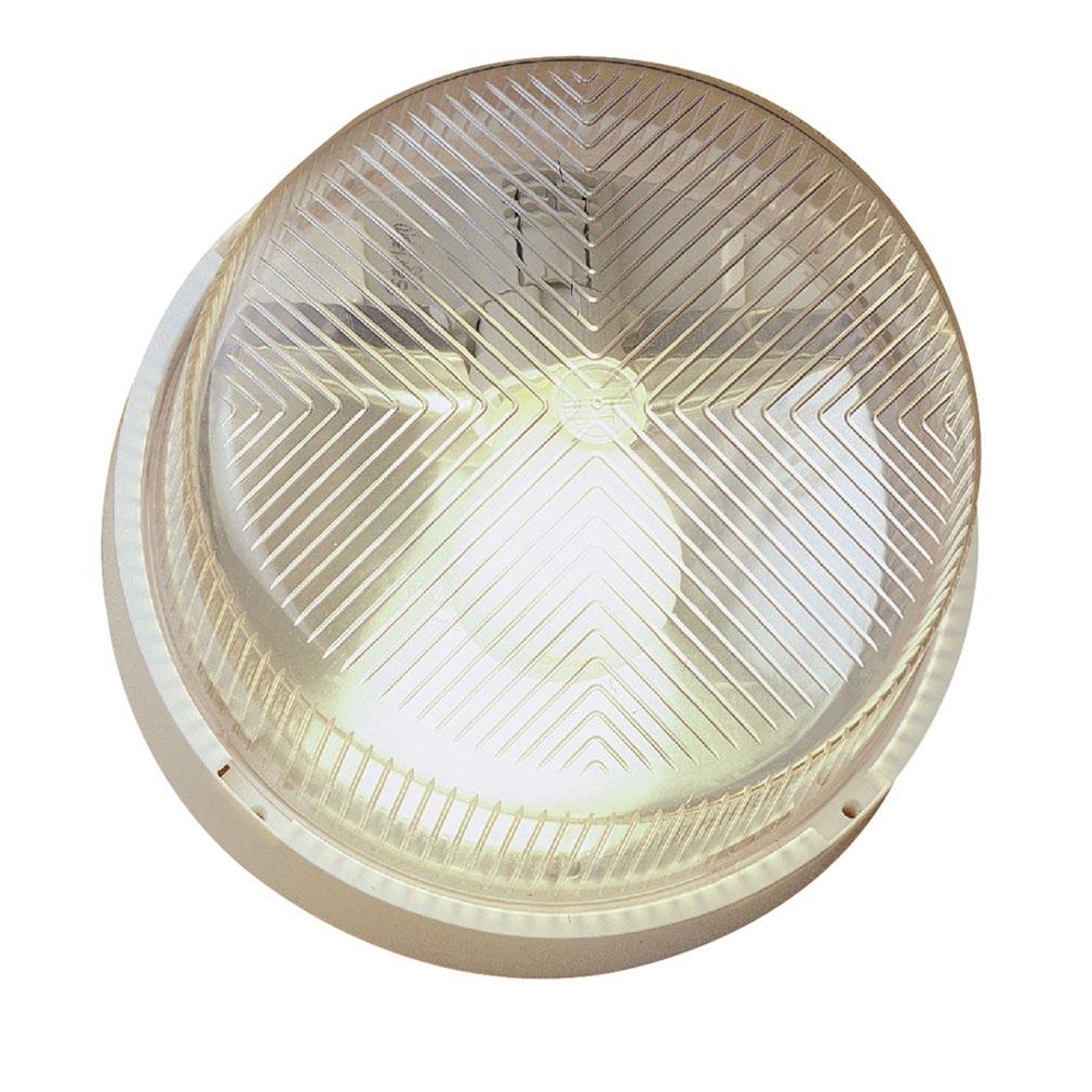 Sarlam - SLM413270 - SARLAM 413270 - Hublot MAP 400 blanc diffuseur pc E27 / 100W
