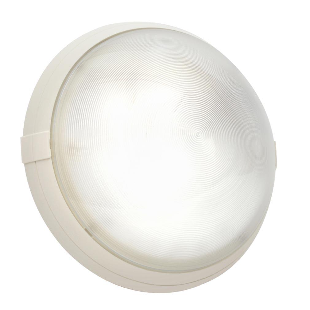 Sarlam - SLM501270 - SARLAM 501270 - Hublot Super 400 polycarbonate blanc E27 / 100W