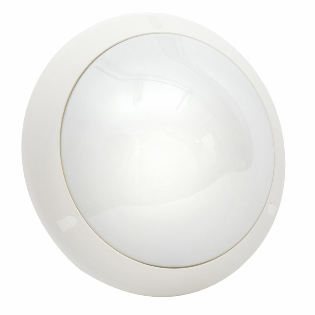 Sarlam - SLM714570 - SARLAM 714570 - Hublot Chartres Origine antivandale blanc taille 1 à détection HF - Sans Lampe