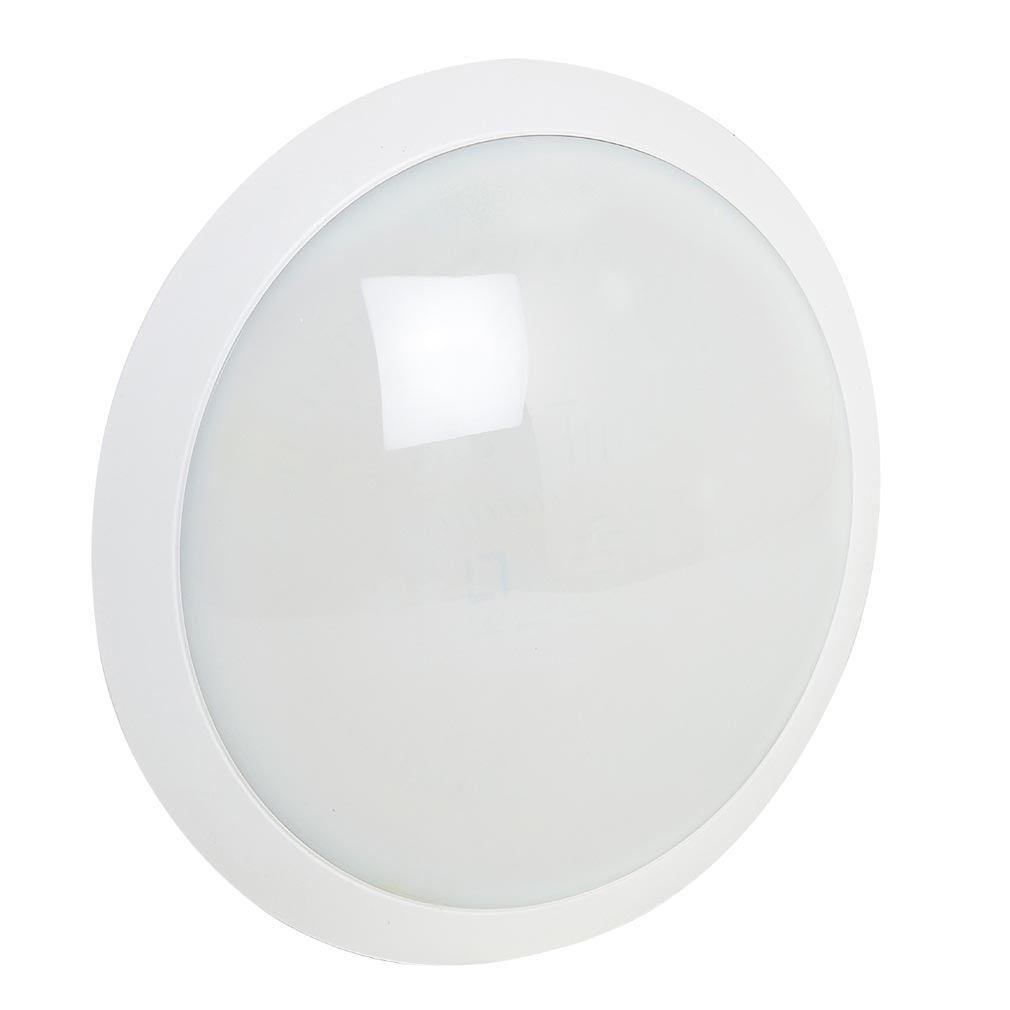 Sarlam - SLMSL532140 - SARLAM SL532140 - Hublot détection HF Chartres Essentiel standard - 1000 Lm - blanc