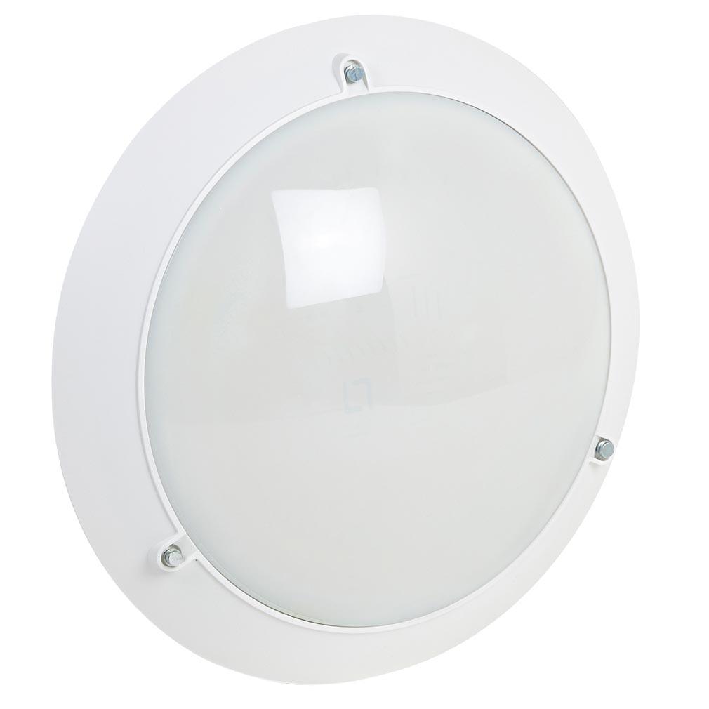 Sarlam - SLMSL532143 - SARLAM SL532143 - Hublot détection HF Chartres Essentiel antivandale - 1000 Lm - blanc