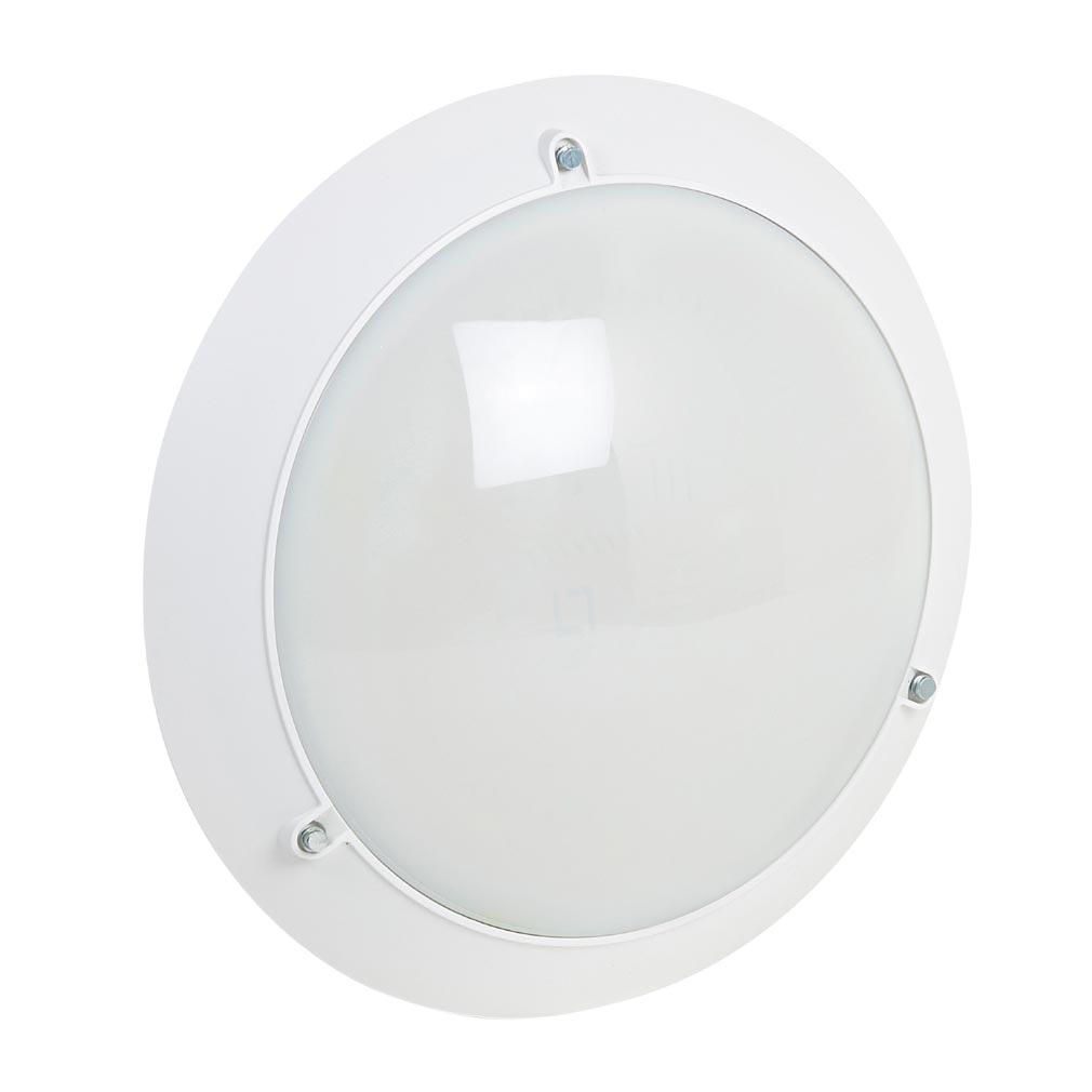 Sarlam - SLMSL532149 - SARLAM SL532149 - Hublot détection HF Chartres Essentiel antivandale - 1500 Lm - blanc