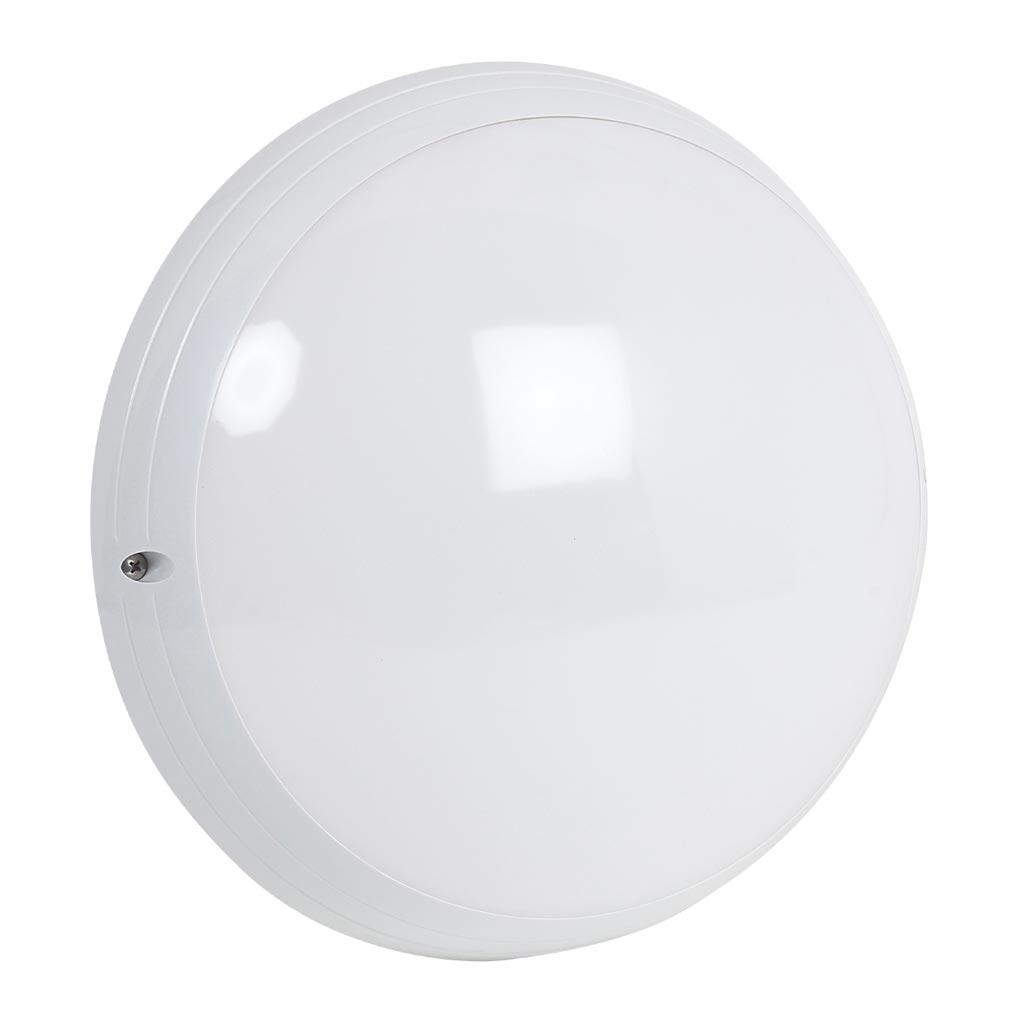 Sarlam - SLMSL532185 - SARLAM SL532185 - Hublot fonctionnel détection HF Astreo LED 800 Lm standard - blanc