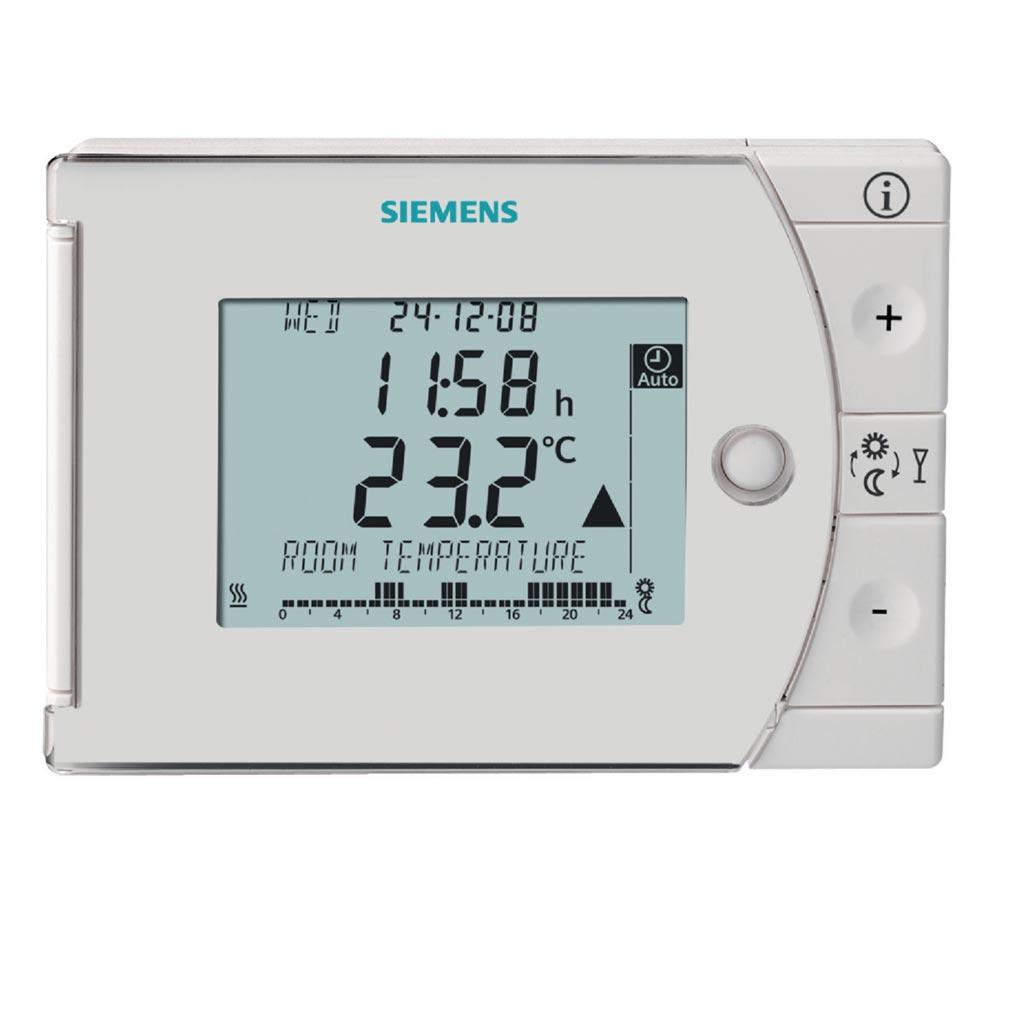 Siemens h - SBA3070442 - SIEMENS REV24-XA - 3070442 - Thermostat d'ambiance digital programmable