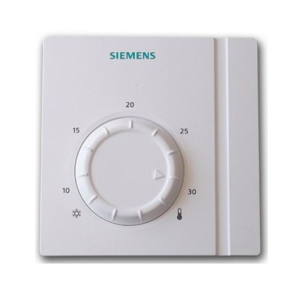 Siemens h - SBAS55770T220 - SIEMENS RAA21 - S55770T220 - THERMOSTAT AMBIANCE CONSIGNE FACADE