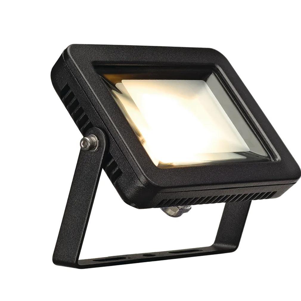 Slv - DC51000292 - SLV 1000292 - ARDO projecteur extérieur, noir, 10W, LED 3000K