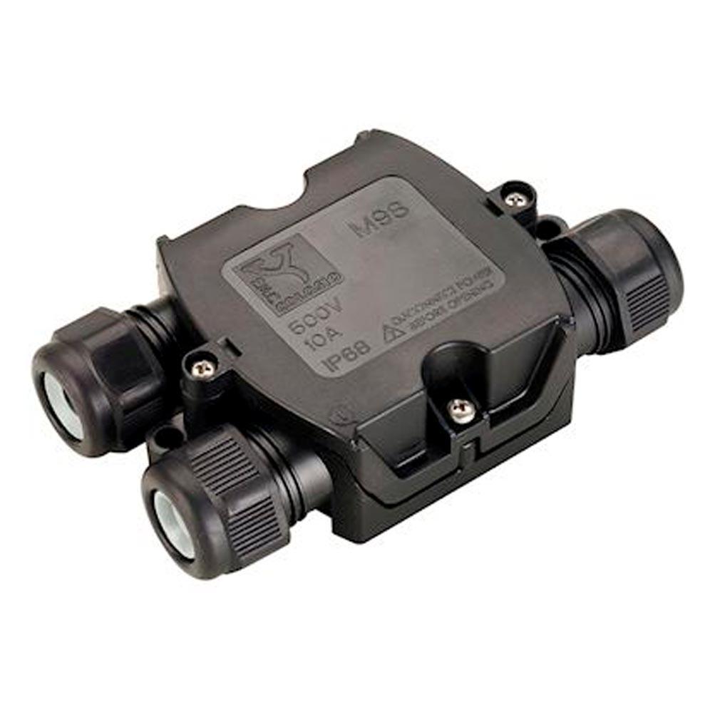 Slv - DC5228726 - SLV 228726 -   BOITE DE CONNEXION IP68, 3 POLES