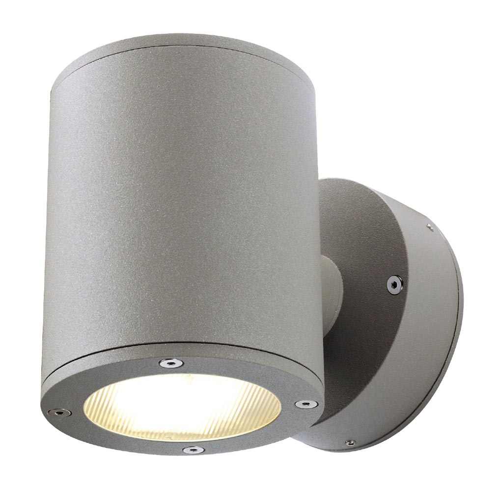 Slv - DC5230364 - SITRA WALL UP-DOWN APPLIQUE, GRIS FONCE, 2XGX53, MAX. 2X9W,