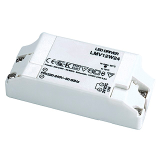 Slv - DC5470502 - SLV 470502 -   ALIMENTATION LED 12W, 24V
