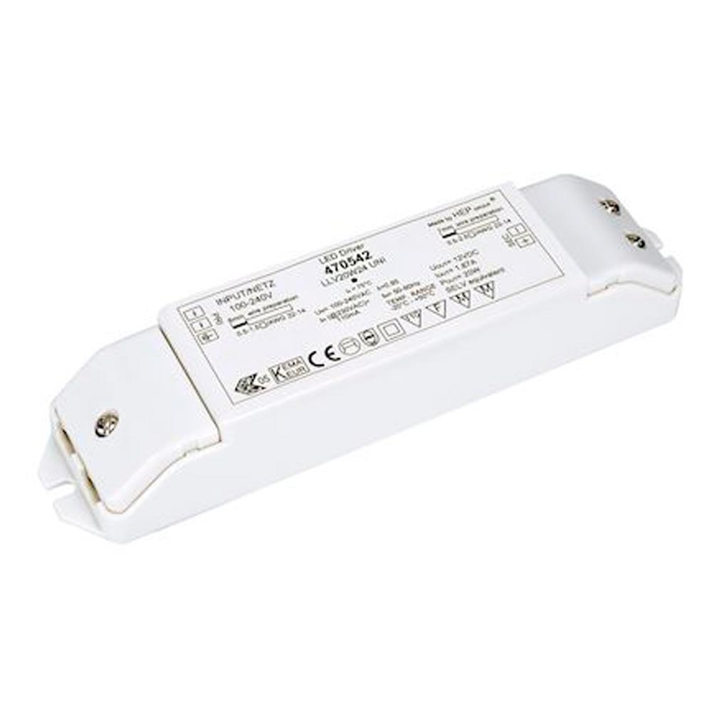 Slv - DC5470542 - SLV 470542 -   ALIMENTATION LED 20W, 24V