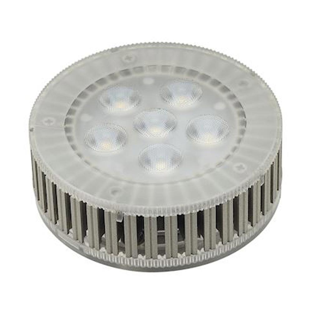 Slv - DC5550082 - SLV 550082 - LED GX53, 7.5W, 450LM, 6 SMD LED, 25DEG, 3000K